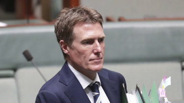 Christian Porter is open to further amendments to his union-busting bill.