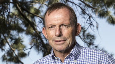 Former Prime Minister Tony Abbott has backflipped and now says Australia should stay in the Paris climate accord