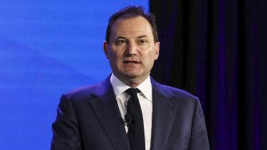 Origin Energy CEO Frank Calabria.