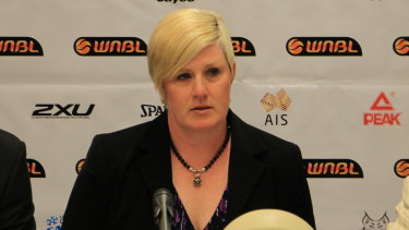 WNBL boss Sally Phillips says the league must to continue to raise the bar for athletes.