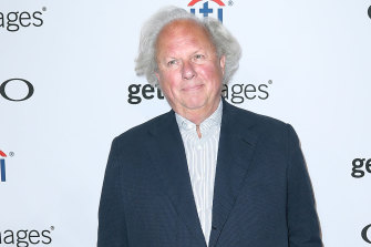 Graydon Carter announced his departure in 2017 after 25 years running Vanity Fair.