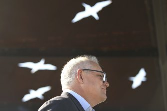 Prime Minister Scott Morrison called for Australians to focus on community.