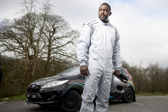 Idris Elba loves a good car challenge. His show King of Speed streams on Amazon Prime Video.