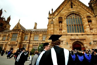 The employment outcomes for humanities graduates are often better than science graduates.