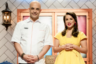 Zumbo's Just Desserts is back again on Seven.