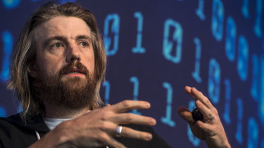 Australia needs to look to the future, says Atlassian co-founder Mike Cannon-Brookes.