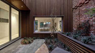 Richmond Hill Urban Residences were designed by Melbourne Design Studios.