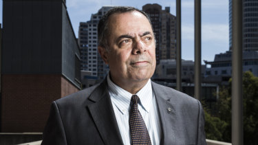 Nick Kaldas, former NSW deputy police commissioner, led the Counter Terrorism Command in NSW.
