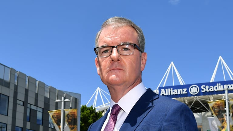 NSW Labor leader Michael Daley says he would not rebuild Allianz Stadium if elected.