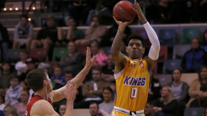 NBA draftee Didi Louzada continues to impress with Sydney Kings