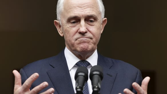 Australians 'crying out for election' after leadership turmoil: Turnbull