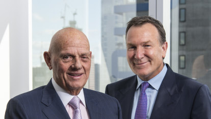 From corporate kryptonite to retail rainmaker - Premier's McInnes leaves on a high
