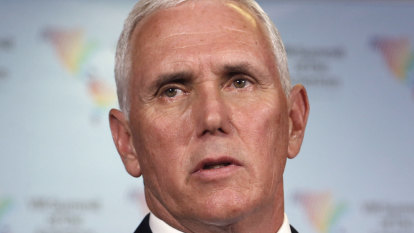 Mike Pence: I'd face a lie-detector test over NYTimes op-ed