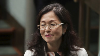 Liberal MP Gladys Liu says allegations against Chinese party donor 'concerning'