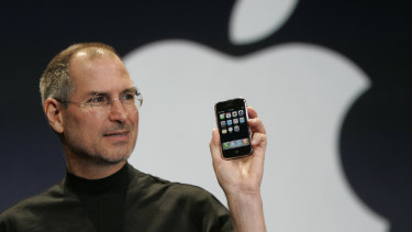 Steve Jobs gave little in financial or emotional support to Lisa in her early years even as he became a god of the early computing era.