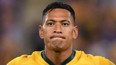Israel Folau is claiming $14 million in lost earnings in his action against Rugby Australia and the NSW Waratahs.