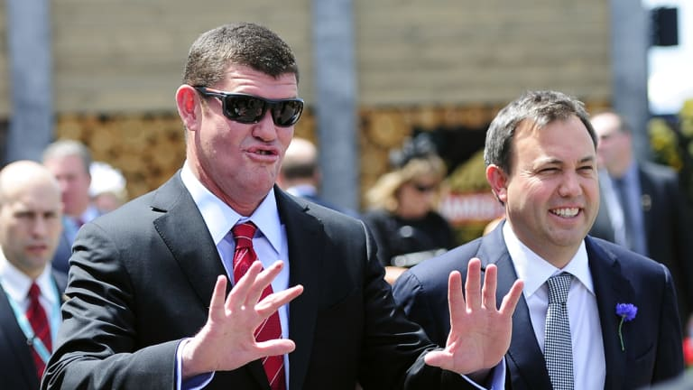 James Packer and UBS banker Matthew Grounds fell out over what Packer considered bad financial advice.