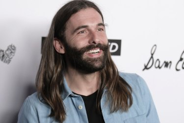 "Queer Eye's Jonathan Van Ness on home haircuts: ""Just don't do it."""