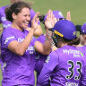 WBBL: Stars with work to do after falling to Hurricanes