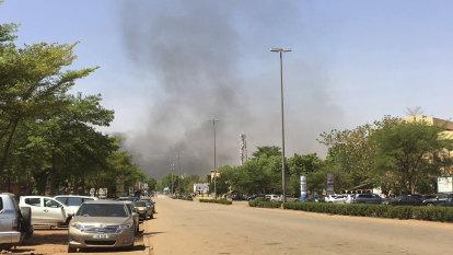 Deadly church attack in Burkina Faso