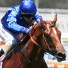 Freedman's pot luck pays off with bolts from the Godolphin blue