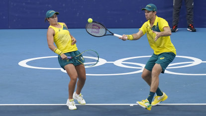 Barty, Peers to play for bronze; Djokovic's golden slam dream dashed
