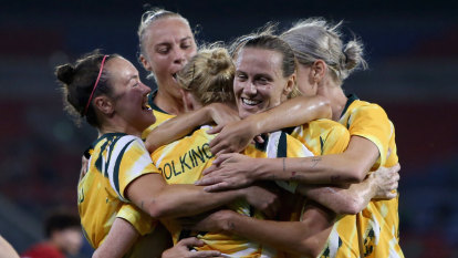 Only thing better than hosting the Women's World Cup would be winning it