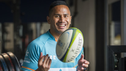 'I needed change': Pulu says leaving NZ rugby for Australia was best