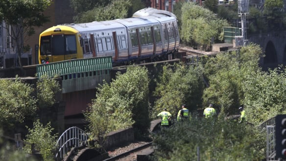 'Unexplained': Police at a loss after three killed by London train