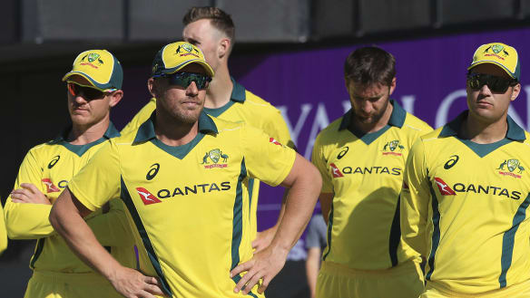 Australia's World Cup plans in disarray