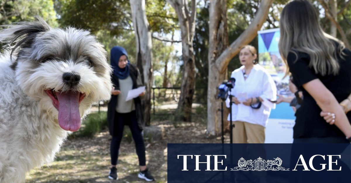 More room to roam: minister unveils $15m plan for new parks – The Age