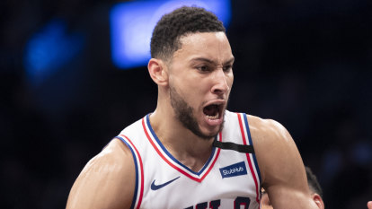 Simmons snubbed as NBA All-Star starter