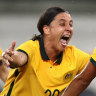 'There was no pressure': Matildas say fans were their only motivation