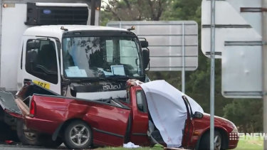 Campbell Ion, 16, was killed in a collision on the Bass Highway south-east of Melbourne on Saturday.