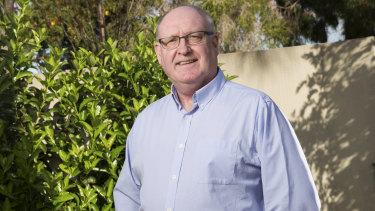 John Hanslow now owns three rental properties.