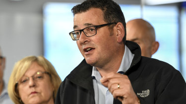 """Some very big events could be cancelled"": Daniel Andrews."