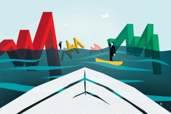 Negotiating the COVID-19 gyrations of the sharemarket can be difficult but some companies are expected to emerge from the crisis as big winners.
