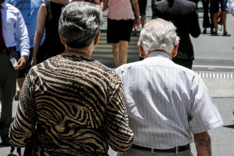 Sydney's ageing population will place increasing pressure on every facet of the health system.