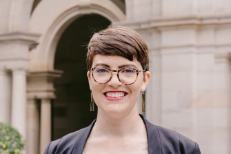Greens MP Amy MacMahon says renters are afraid to ask for repairs in case they are evicted.