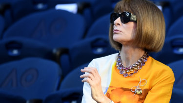 The editor of US Vogue, Anna Wintour, was so well received on her Australian visit it gave older working women a boost, says Rosalind Reines.