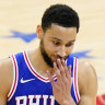 Simmons turns away Sixers teammates' request for meeting in LA