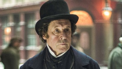 A mash-up of Charles Dickens' characters is the perfect TV project