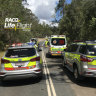 Jogger hit by vehicle, 'carried nearly 50 metres on the bonnet'