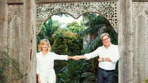 Gaia co-founders Olivia Newton-John and Gregg Cave have sold the retreat to Andrew Forrest's investment firm.