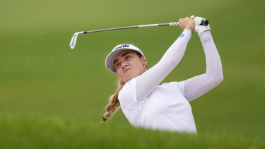 Australia's Hannah Green has claimed a remarkable victory at the PGA Championship.