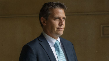 Shadow Treasurer Ryan Park wants higher wages growth for NSW public servants.