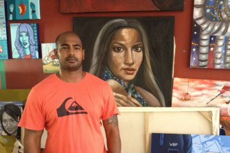 Bali Nine drug smuggler Myuran Sukumaran was  executed in Indonesia despite Australia's diplomatic efforts.