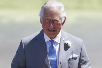 Prince Charles has two meat-free days each week.