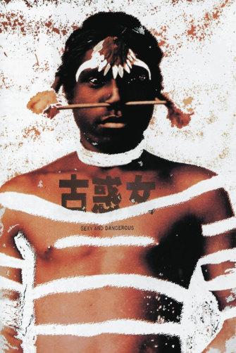 "Andrew's breakthrough work ""Sexy and dangerous"" (1996)."