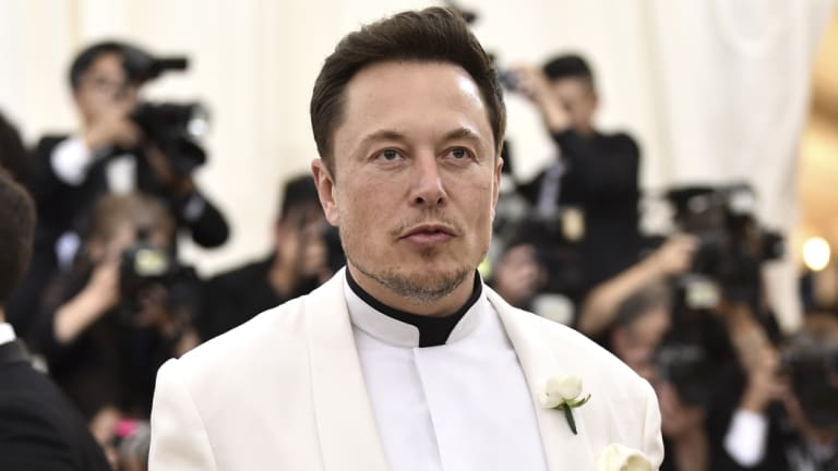 Tesla's shares have slumped over the past two trading days.